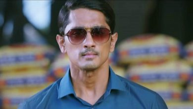 Photo of Siddharth silently completes shooting for the action drama Takkar