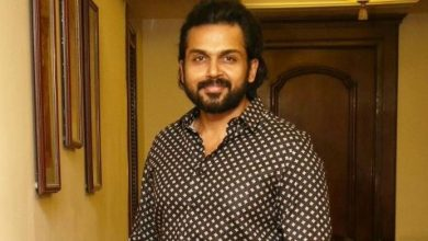 Photo of Karthi gets busy promoting Thambi across Kochi and Hyderabad