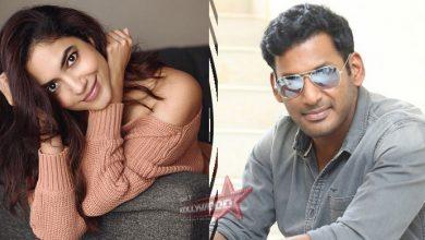Photo of Ritu Varma to pair up with Vishal in Anand Shankar's next