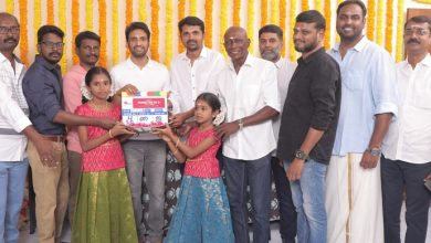 Photo of A1 director Johnson and Santhanam team up for another film