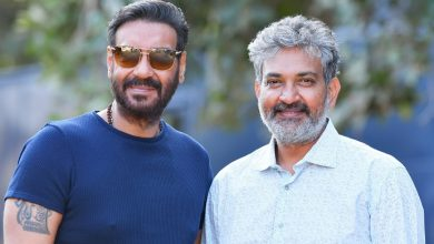 Photo of Ajay Devgn starts shooting for Rajamouli's RRR