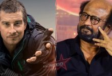 Photo of Superstar Rajinikanth shoots for Man vs Wild with Bear Grylls
