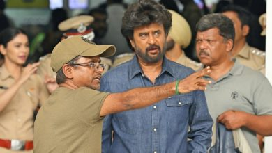 Photo of Darbar: Makers delete a dialogue from the film after facing political pressure