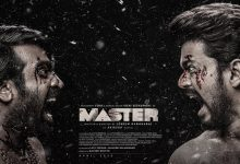 Photo of Master third look poster sets the internet on fire