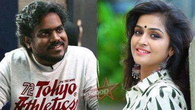 Photo of Ramya Nambeesan croons a folk song for Yuvan Shankar Raja
