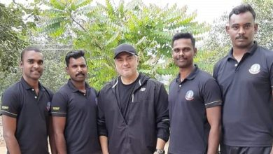 Photo of Thala Ajith's latest clicks with police officers go viral