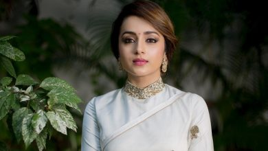 Photo of Trisha reveals her dream wedding destination