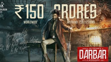Photo of Official: Darbar pulls in Rs 150 crores gross from worldwide theatrical revenue