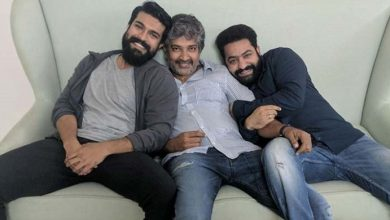 Photo of Rajamouli's RRR – Release date shifted from July to October?