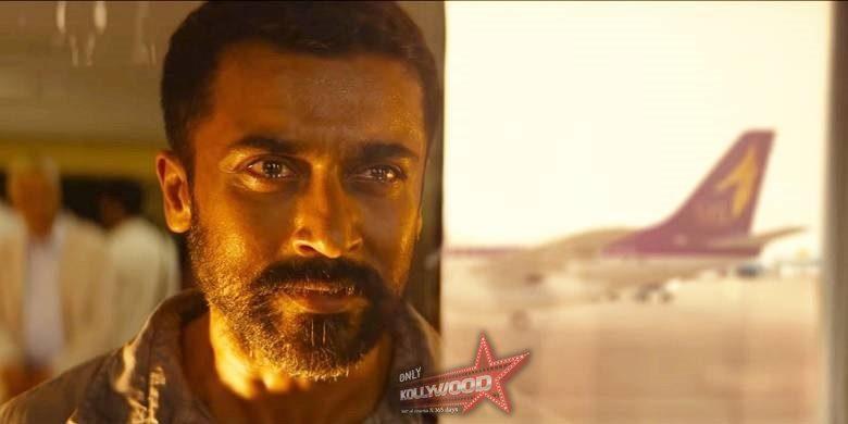 Explosive, exciting teaser of Soorarai Pottru raises expectations!