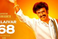 Photo of Rajinikanth's Thalaivar 168 titled Annaaththa?