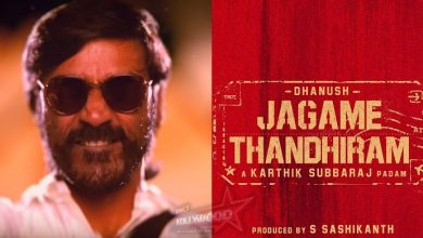 Photo of Dhanush – Karthik Subbaraj film titled Jagame Thandhiram; confirms May 1st release
