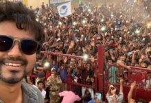 Photo of Thalapathy Vijay's Neyveli selfie tweet becomes India's most retweeted from an actor