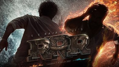 Photo of Raththam Ranam Rowthiram: Rajamouli's RRR motion poster receives a rave response