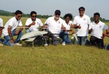 Photo of Coronavirus outbreak: Researchers team mentored by Thala Ajith disinfect public places with drones