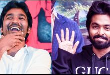 Photo of More of Dhanush's lyrics and vocals will be present in D43: GV Prakash
