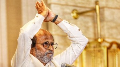 Photo of Rajinikanth clears the air on his political entry!