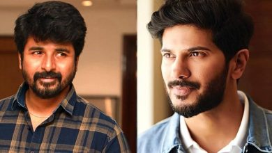 Photo of Sivakarthikeyan heaps praise on Dulquer Salmaan's Kannum Kannum Kollaiyadithaal
