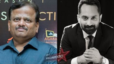 Photo of KV Anand showers praise on Fahadh Faasil's performance in Trance