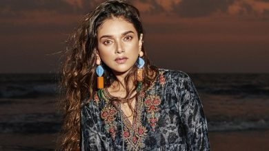 Photo of Aditi Rao Hydari's throwback pictures of Kaatru Veliyidai go viral