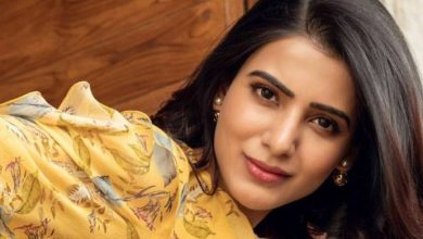 Photo of Let us try and support our local weavers and artisans: Samantha Akkineni