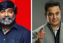 Photo of Vijay Sethupathi on board Kamal Haasan's Thalaivan Irukkindraan?