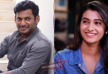 Photo of Vishal and Priya Bhavani Shankar to team up for Adangamaru director's next