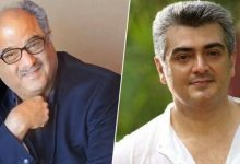Photo of Boney Kapoor's latest update on Thala Ajith's Valimai