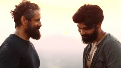 Photo of Chiyaan Vikram and Dhruv Vikram to star in Karthik Subbaraj's next