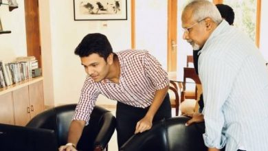 Photo of Karthick Naren on how Mani Ratnam helped him keep going against all the odds