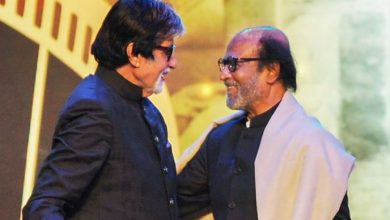 Photo of Coronavirus: Rajinikanth wishes speedy recovery to Amitabh Bachchan