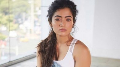 Photo of I'm too shy to pose for a camera: Rashmika Mandanna