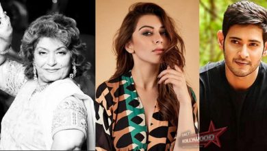 Photo of Saroj Khan passes away at 71: Mahesh Babu, Hansika pay tribute