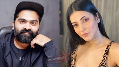 Photo of STR – Shruti Haasan to team up for Mysskin's next?