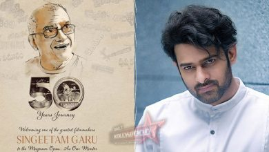 Photo of Singeetam Srinivasa Rao boards Prabhas, Deepika Padukone in Nag Ashwin's next film
