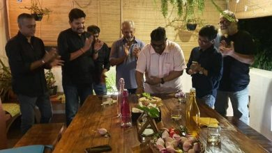 Photo of Mani Ratnam, Shankar, Vetrimaaran celebrate Mysskin's birthday
