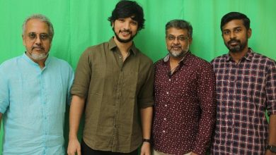 Photo of Gautham Karthik and Badri Venkatesh team up for an action thriller!