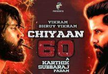 Photo of Chiyaan Vikram – Dhruv Vikram's film with Karthik Subbaraj to go on floors this week