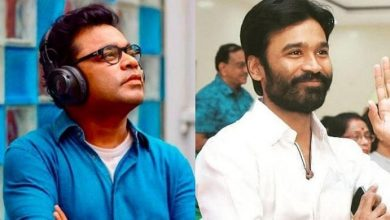 Photo of Dhanush sings a song in Rahman's music for Atrangi Re