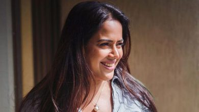 Photo of Sameera Reddy approached for pivotal role in Vishal – Arya's next?