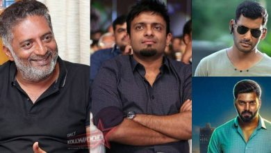 Photo of Prakash Raj is the latest addition to Vishal – Arya's Enemy