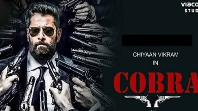Photo of Russian schedule of Chiyaan Vikram's Cobra on the agenda!