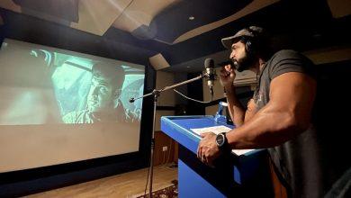 Photo of Dubbing begins for the Arun Vijay – Arivazhagan film