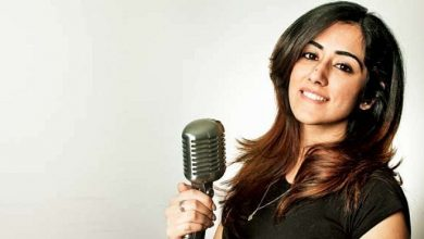 Photo of Jonita Gandhi to make her acting debut opposite Krishnakumar in Vignesh Shivn's next