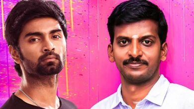 Photo of Atharva's next with ARK Saravanan of Maragaadha Naanayam fame