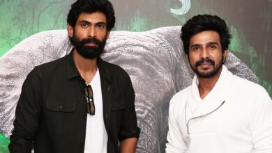 Photo of Can trust elephants, not humans: Vishnu Vishal at Kaadan trailer launch